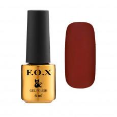 Гель-лак для ногтейgel-polishgoldPigment201,6мл F.O.X