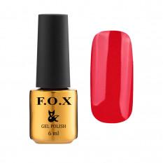 Гель-лак для ногтейgel-polishgoldPigment203,6мл F.O.X