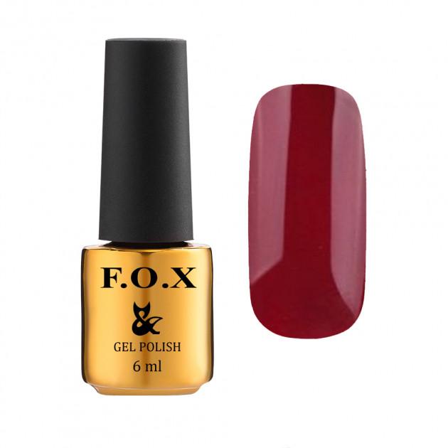 Гель-лак для ногтейgel-polishgoldPigment227,6мл F.O.X