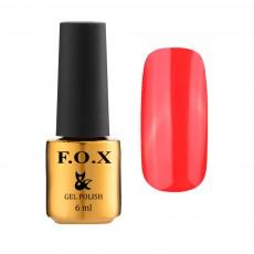 Гель-лак для ногтейgel-polishgoldPigment301,6мл F.O.X