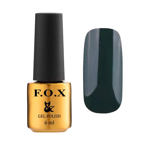 Гель-лак для ногтейgel-polishgoldPigment392,6мл F.O.X