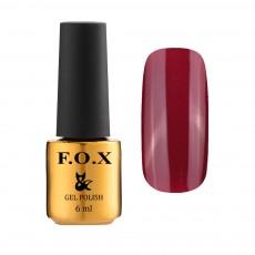 Гель-лак для ногтейgel-polishgoldPigment412,6мл F.O.X