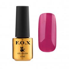 Гель-лак для ногтейgel-polishgoldPigment417,6мл F.O.X