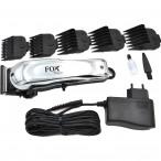 Машинка для стрижки волос с магнитными насадками FOX PEGASUS