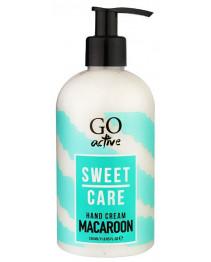 Крем для рук Sweet care Hand Cream MACAROON GO active 350 мл
