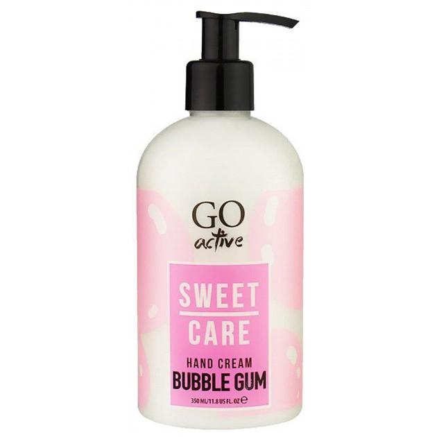 Крем для рук Sweet care Hand Cream BUBBLE GUM GO active 350 мл