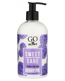 Крем для рук Sweet care Hand Cream BERRY PIE GO active 350 мл