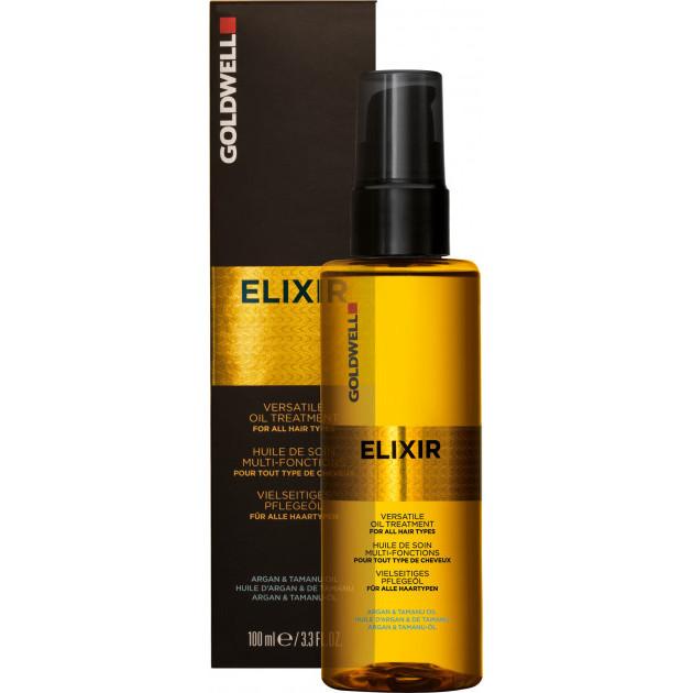 Масло для волосся Абсолютная роскошь для всех типов волос Goldwell Elixir Versatile Oil Treatment 100 мл