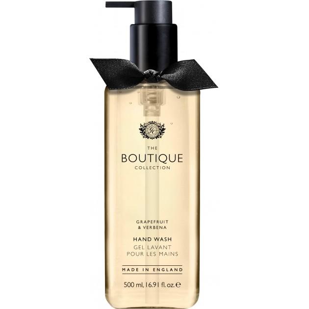 Жидкое мыло для рукHandWashGrapefruit&Verbena 500 мл, Grace Cole