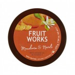Масло для тела FruitWorksBodyButterMandarin&Neroli 225 гр, Grace Cole