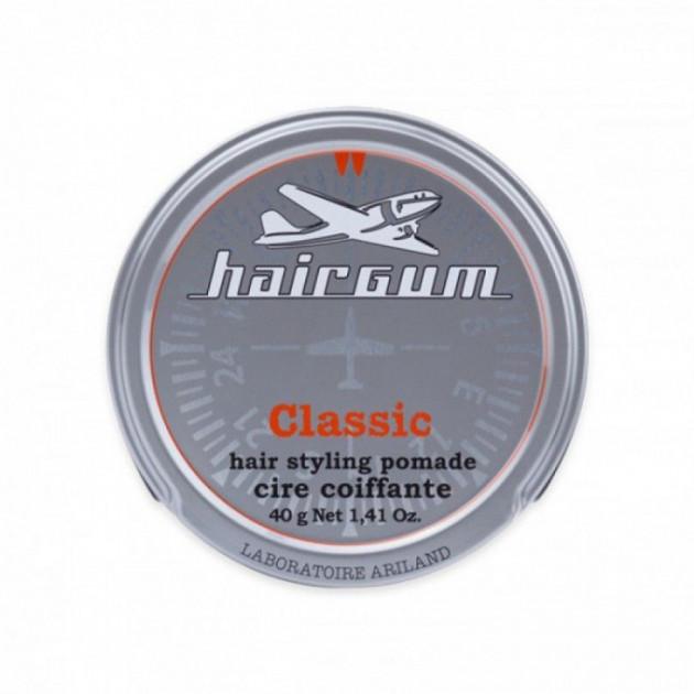 Помада для укладки волос Hairgum Classic Hair Styling Pomade 40 мл