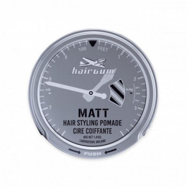 Помада для укладки волос Hairgum Matt Hair Styling Pomade 40 мл