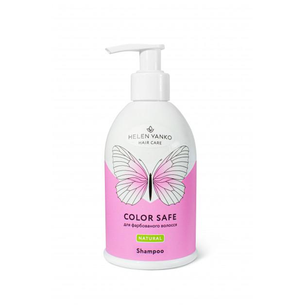 Шампунь для окрашенных волос Helen Yanko Shampoo Color Safe 300 мл