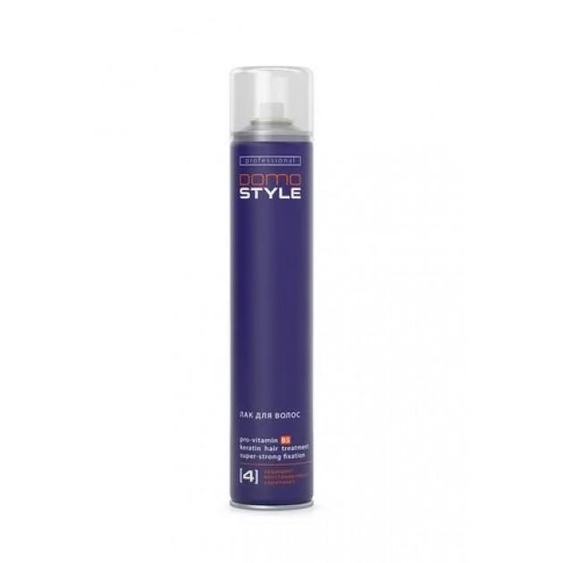 Лак для волос ультрасильной фиксацией Domo Style 300 мл