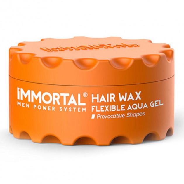 Воск для волос Immortal Flexible Aqua Gel 150 мл