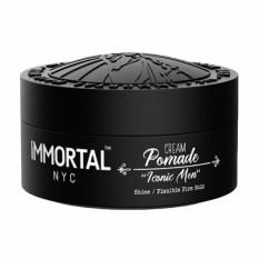 Воск для волос Immortal Cream Pomade Iconic Men 150 мл