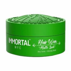Воск для волос Immortal Matte Look 150 мл