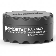 Воск для волос Immortal Power Aqua Gel 150 мл
