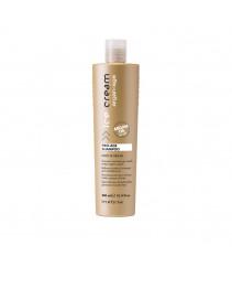 Шампунь с аргановым маслом для зрелых волос Pro-age 300 мл, Inebrya