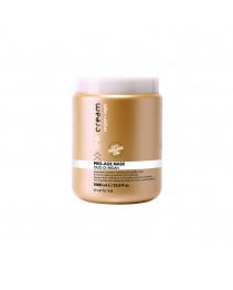Маска с аргановым маслом для зрелых волос Pro-age 1000 мл, Inebrya