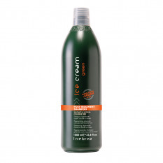 Регенерирующий безсульфатный шампунь для окрашенных волос Post-Treatment 1000 мл, Inebrya