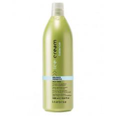 Шампунь для жирных волос Balance 1000 мл, Inebrya