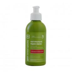Жидкое мыло для лица на основе экстракта календулы для сухой кожи Яка 250 мл