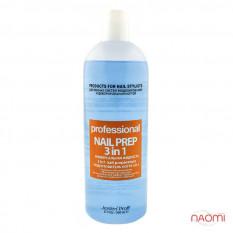 Подготовитель для ногтей Nail Prep 500 мл, Jerden Proff
