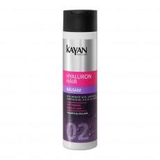 Бальзам для тонких и лишенных объема волос Kayan Professional Hyaluron Hair 250 мл
