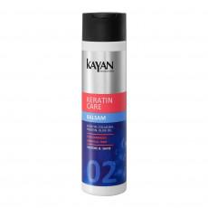 Бальзам для поврежденных и тусклых волос Kayan Professional Keratin Care 250 мл