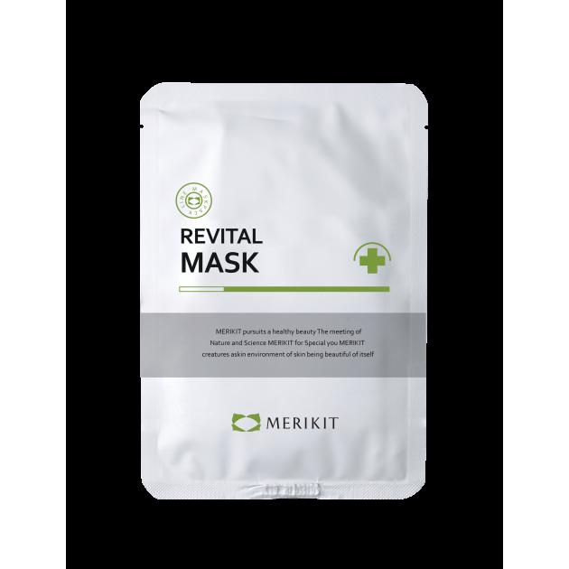Восстанавливающая маска для лица Merikit 22 г