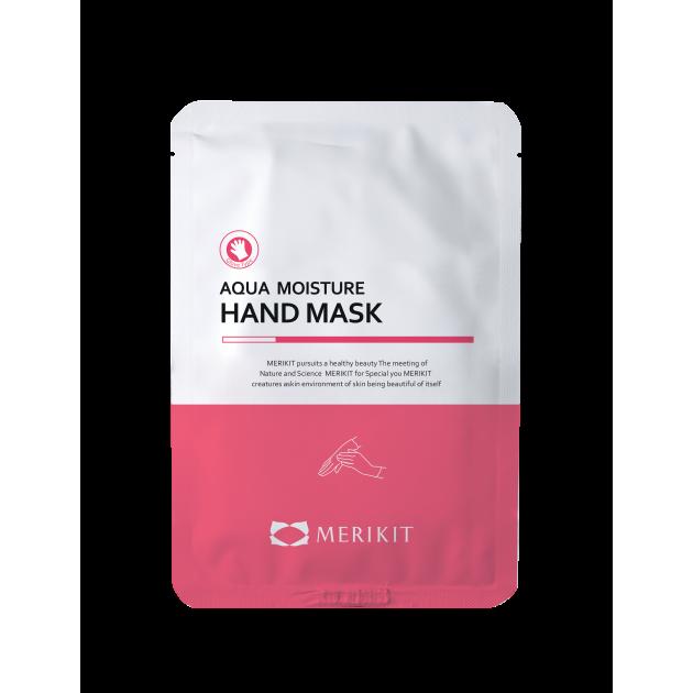 Увлажняющая маска для рук (Тип перчаток) Merikit Aqua Moisture hands 16 г