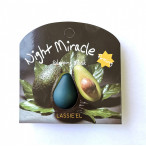 Ночная капсульная маска для лица с авокадо Lassieel Night Miracle Avocado Sleeping Mask 2 шт