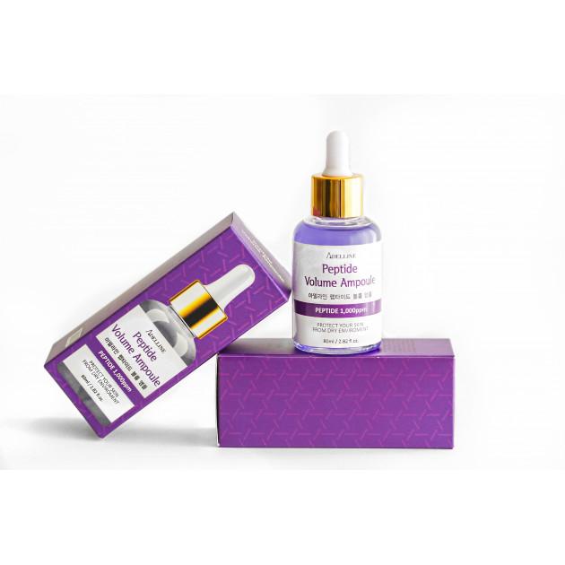 Сыворотка для лица с пептидами Adelline Peptide Volume Ampoule 80 мл
