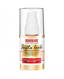 Тональный крем для лица тон 30 Luxvisage Insta Look 35 г
