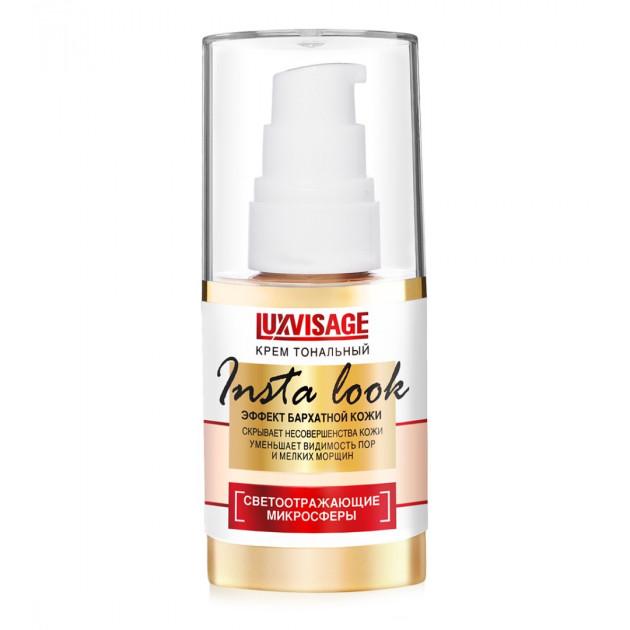 Тональный крем для лица тон 20 Luxvisage Insta Look 35 г