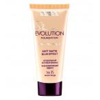 Тональный крем для лица Luxvisage Skin Evolution Soft Foundation Matte Blur Effect 35 warm beige 35 г