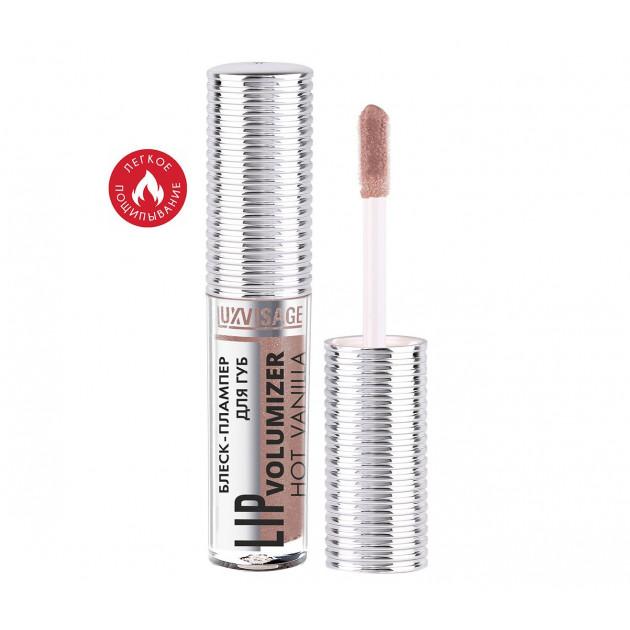 Блеск-плампер для губ Luxvisage LIP volumizer hot vanilla 306