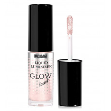 Жидкий люминайзерGLOWtouchтон101(PinkGlow)5г, Luxvisage