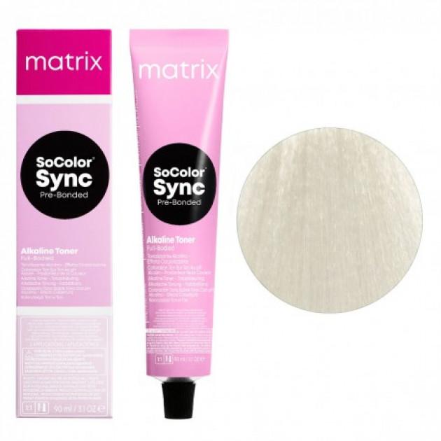Краска для волос без аммиака CLEAR Matrix Socolor Sync Pre-Bonded 90 мл