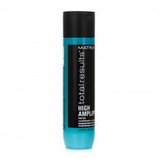 Кондиционер с протеинами для объема волос 300 мл, Matrix Total Results High Amplify Shampoo