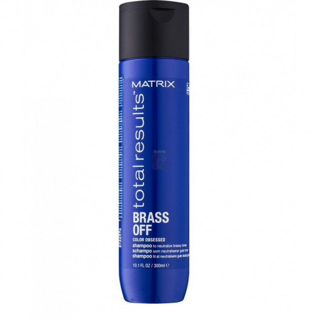 Шампунь для нейтрализации желтизны 300 мл, Matrix Total Results Color Obsessed So Silver Shampoo