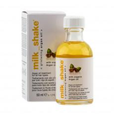 Аргановое масло для глубокого восстановления волос Milk Shake Argan Glistening Argan Oil 50 мл