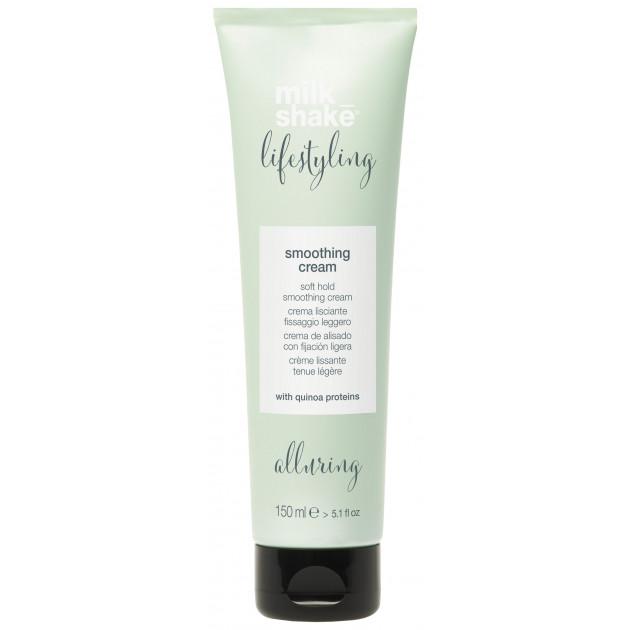 Разглаживающий крем для волос Milk Shake Life Styling Smoothiing Cream 150 мл