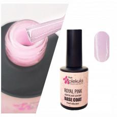 База королевский розовый Base royal pink Nails Molekula 12 мл