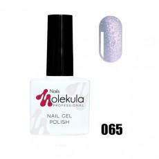 Гель-лак Gel Polish №065 Лунно-розовое сияние Nails Molekula 11 мл