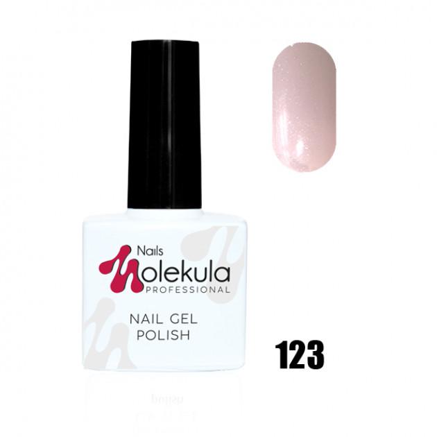 Гель-лак Gel Polish №123 Крыло Ангела Nails Molekula 11 мл