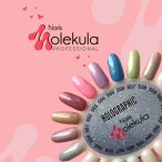 Гель-лак Holographic №556 Nails Molekula 6 мл