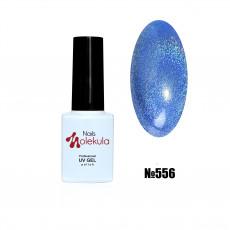 Гель-лак Holographic №556 Nails Molekula 6 мл