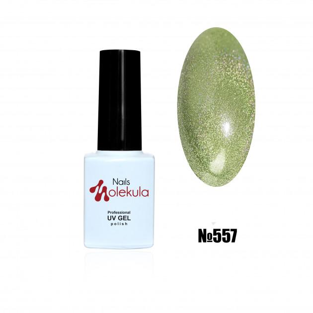 Гель-лак Holographic №557 Nails Molekula 6 мл